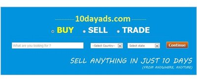 Buy Sell Trade Website