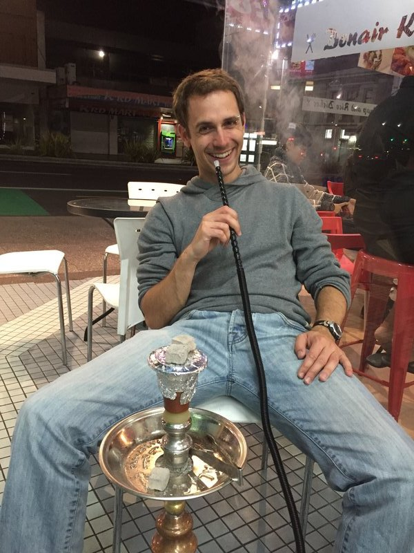 Shisha on K Road