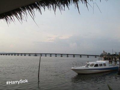 Koh Kong Bridge (ស្ពានកោះកុង)