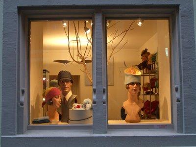 Zürich 2007 - Window
