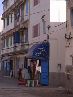 Essaouira - residential houses 2011