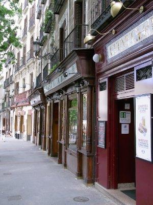 Madrid Bars 2011