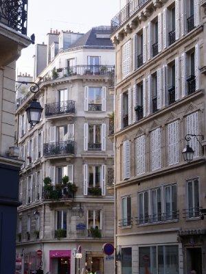 Paris City Fasades 2011