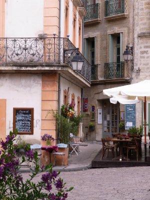 Pézenas old town 2012