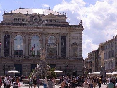 Montpellier City square 2012