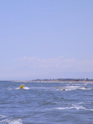 Narbonne Plage Beach 2012