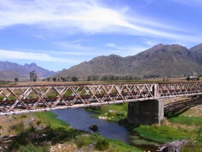 Franshoek - Bergriver bridge 2013