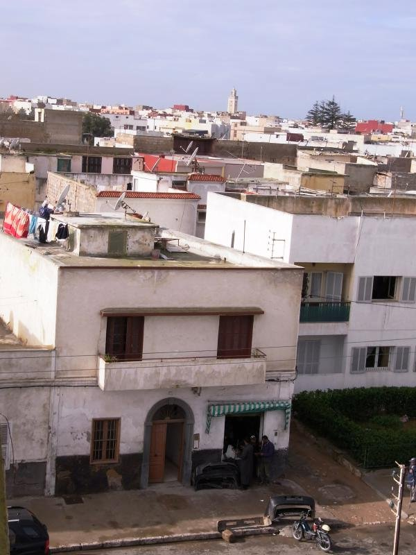 El-Jadida - Neighbour house (working) 2011
