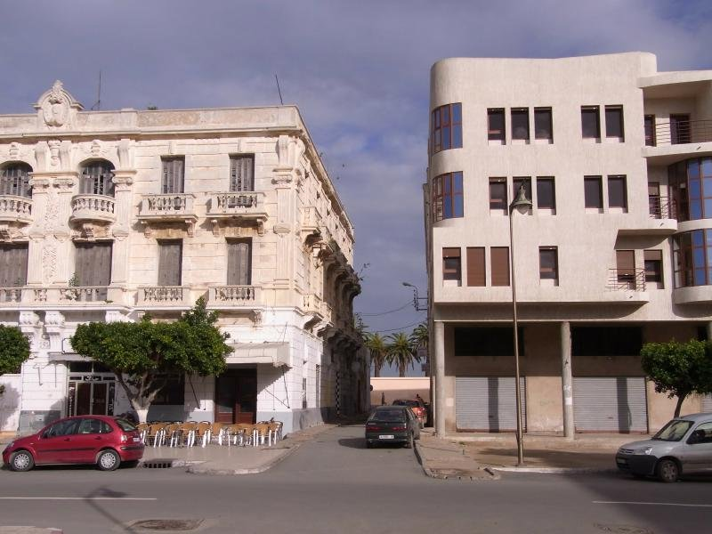 El-Jadida - city centre 2011
