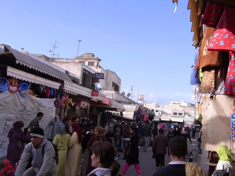 El-Jadida - At the market 2011