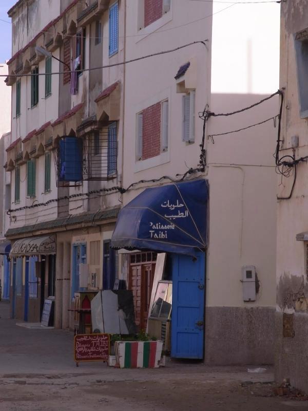 Essaouira - residential houses 2011
