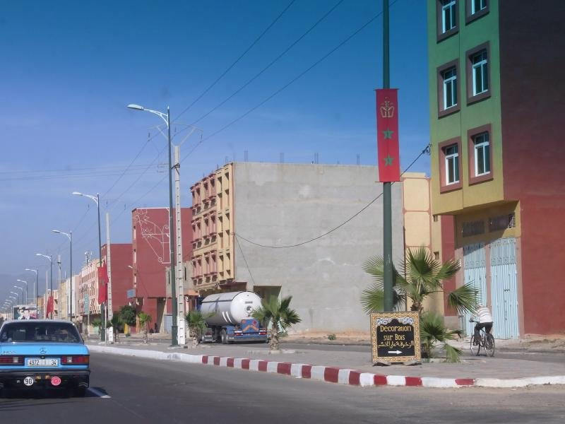 Agadir - city centre 2011
