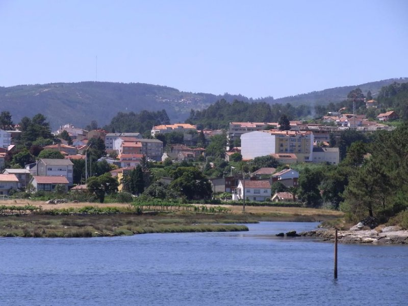 Pontevedra - city and landscape 2011