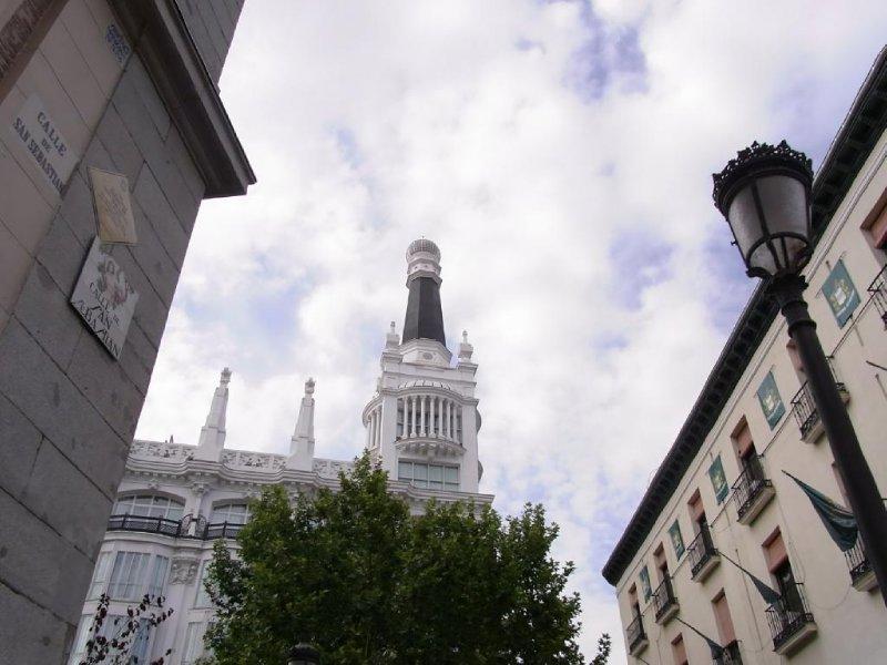 Madrid - C/ San Sebastian 2011