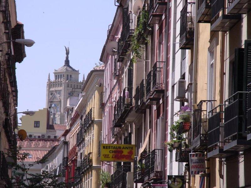 Madrid - in Chueca 2011
