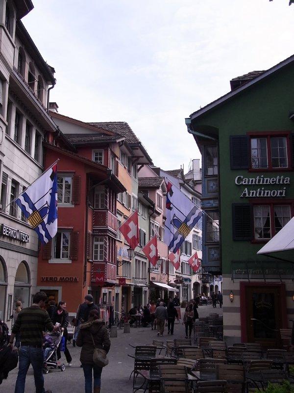 Zürich Old Town 2012
