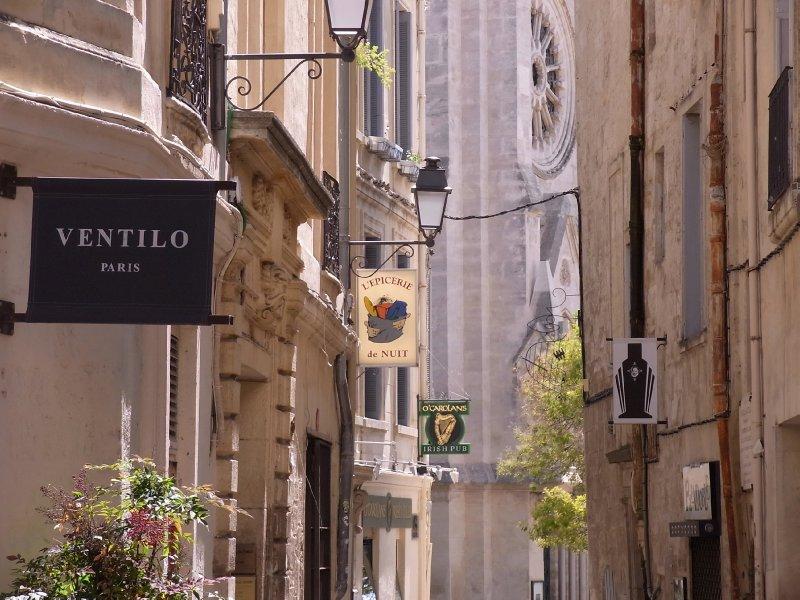 Montpellier down town 2012