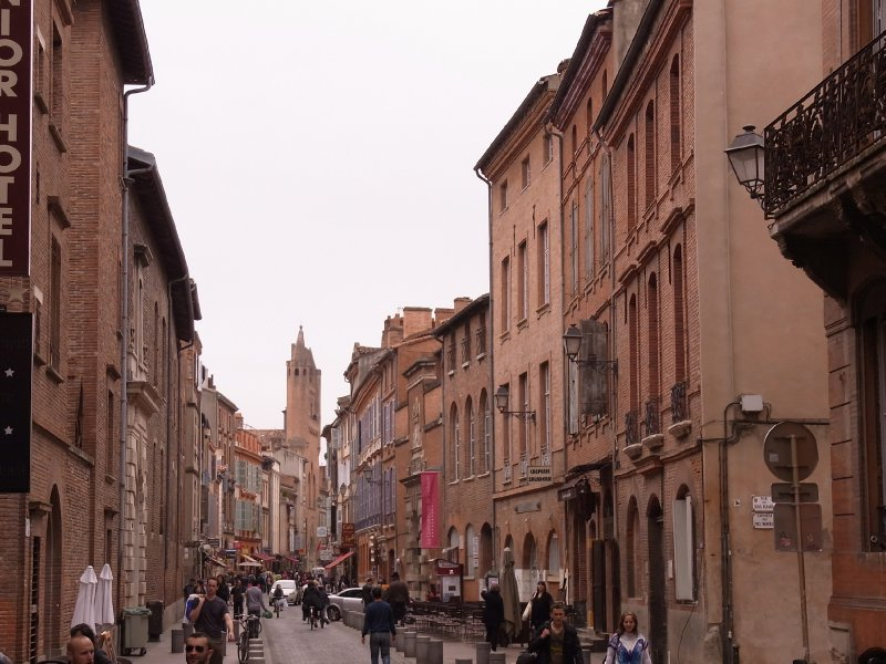 Toulouse Old Town 2012