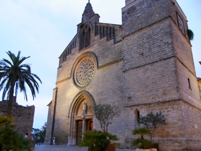 Alcúdia Cathedral 2012