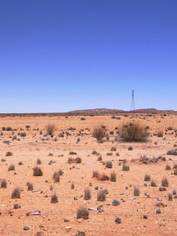 Namaqualand - landscape 2013