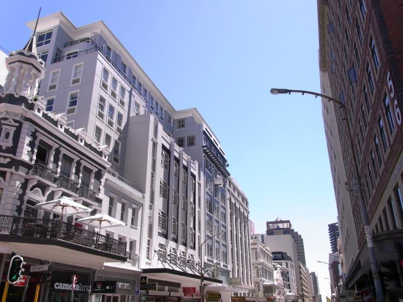 Cape Town - Long street 2013