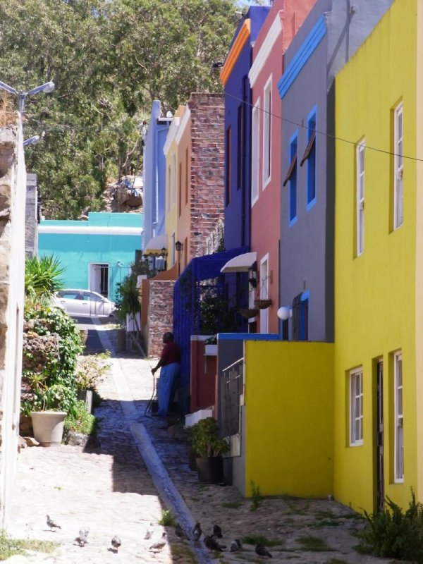 Cape Town - Houses in Bo-Kaap 2013