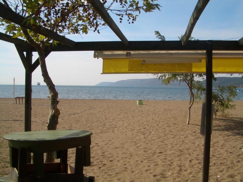 Çanakkale 2007 - At Mega Beach bar