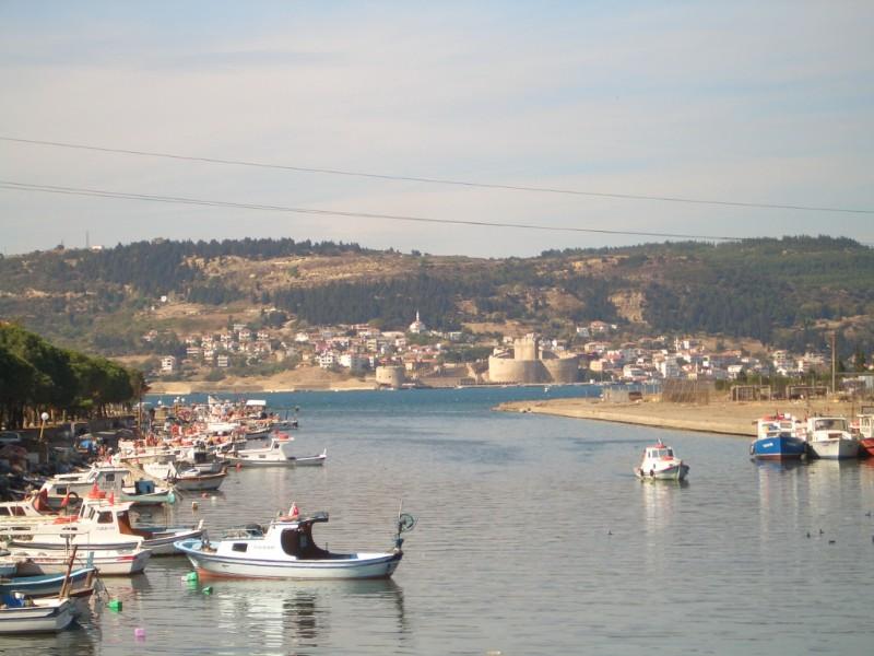 Çanakkale 2007 - River into the Dardanelles