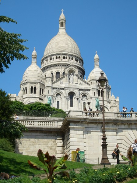 Paris 2005 - Sacre Coeur