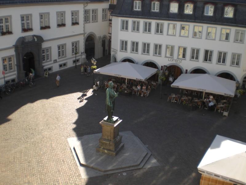 Koblenz 2008 - At main square