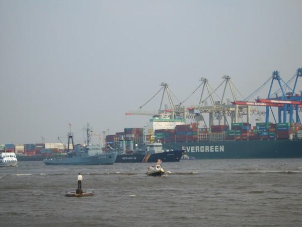 Hamburg 2006 - Harbour
