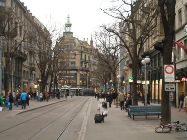 Zürich 2007 - Bahnhofsstraße
