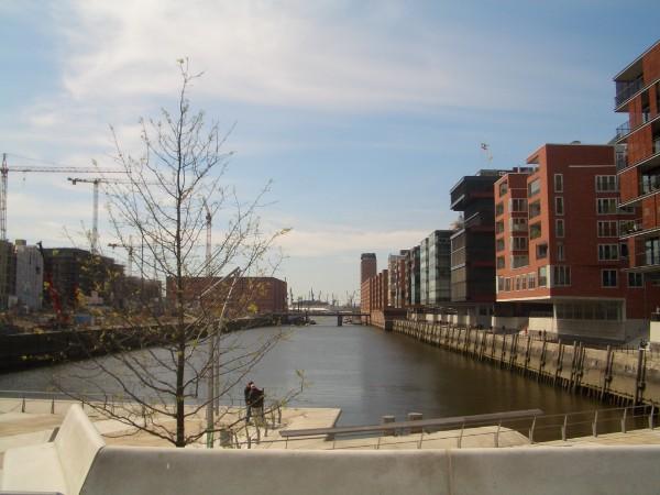 Hamburg - Hafencity 2007