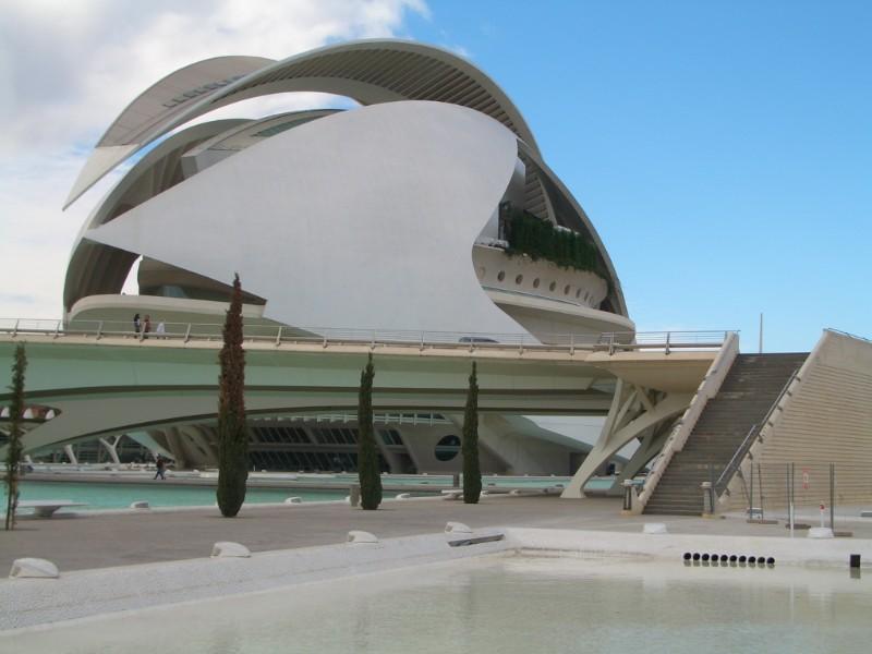 Valencia 2008 - City of Arts and Sciences