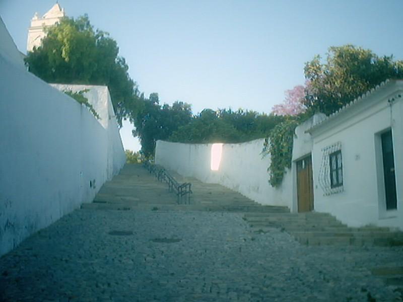 Tavira 2003 - town