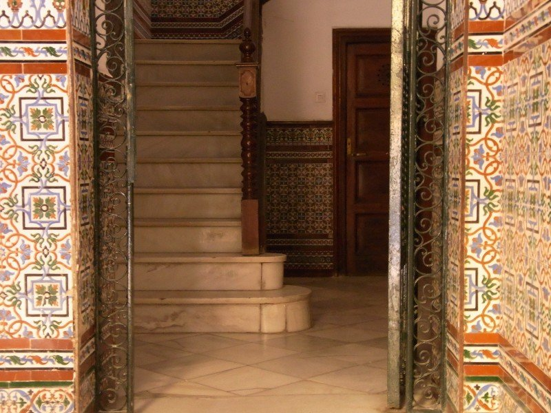 Sevilla - Macarena house entry 2009