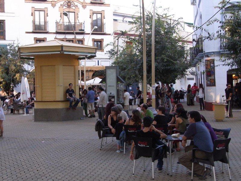 Sevilla - La Alameda 2009