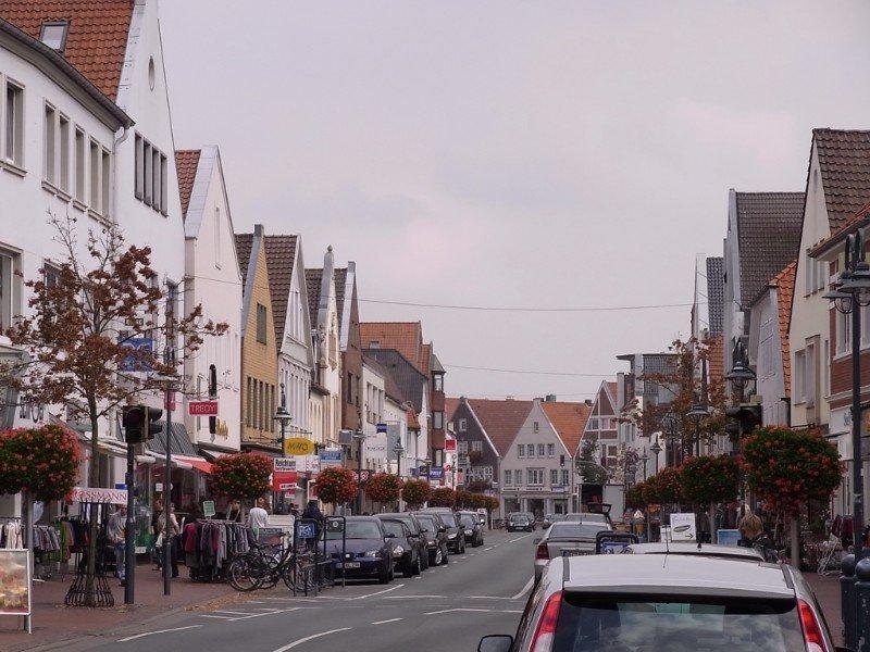 Vechta - Downtown 2009