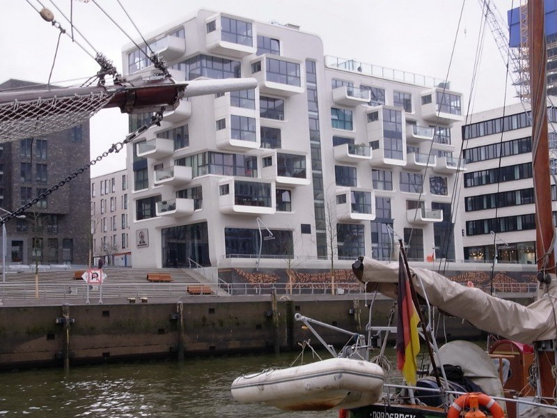 Hamburg - Hafencity 2010