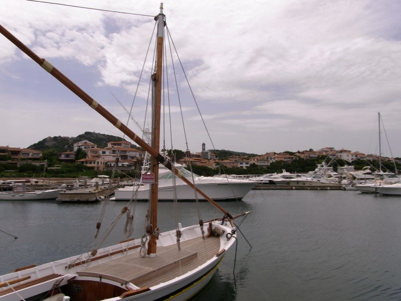 Harbour of Porto Rontondo - 2010