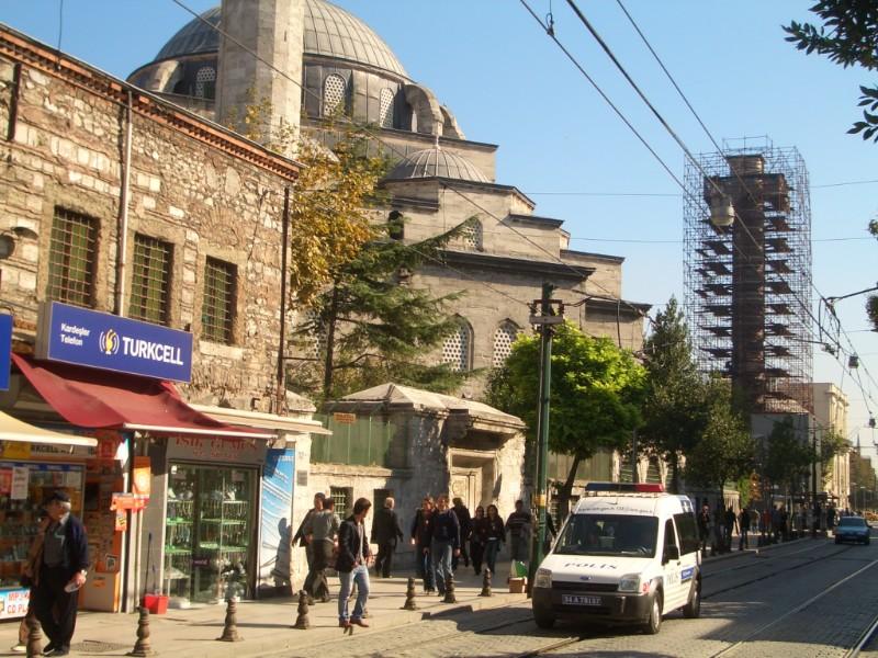 Istanbul 2007 - walking around