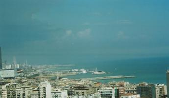 Barcelona 2003 - Harbour view