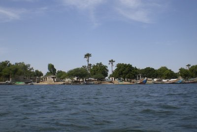 Delta du Saloum - harbour 2009