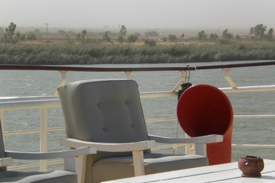 Senegal river - on the boat 2009