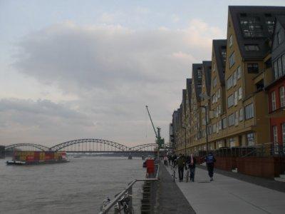 Köln - new Rheinauhafen 2009