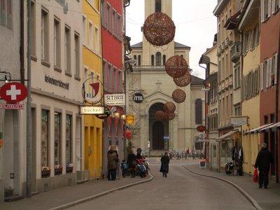 Konstanz 2007 - Oldtown