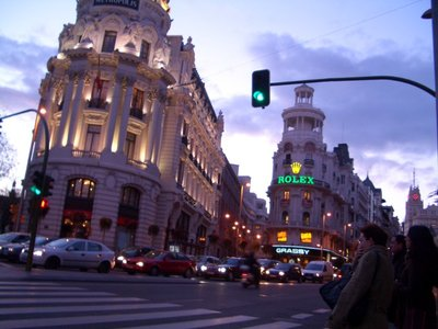 Madrid 2008 - Corner at Gran Via