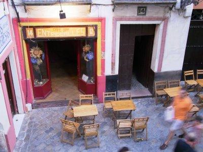 Sevilla - Santa Cruz Entrecalles 2009