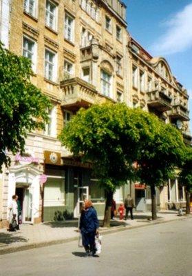 Sovietsk 2004 - Downtown