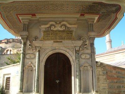 Istanbul 2007 - Hagia Sofia back entrance